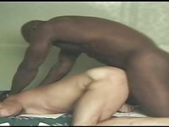 Black Man Rough Fuck