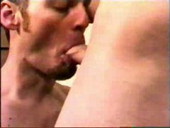 Two brothers having sex bareback