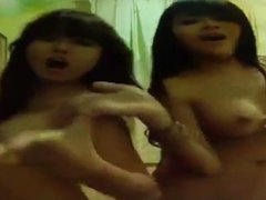 Indonesian & Thai Girls NUDE strip