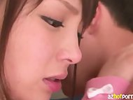 AzHotPorn.com - Real Fucks Smothered in Kisses Part
