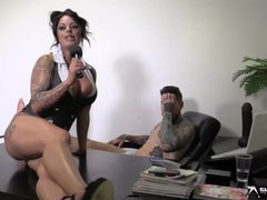 Shebang.TV - Kerry Louise & Dean Van Damme