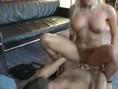 german blonde ama fucked by a friend