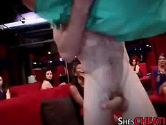 Horny Bachelorette Party Wild Milf Blowjobs