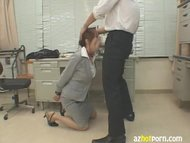 AzHotPorn.com - Busty Female Teacher Pet