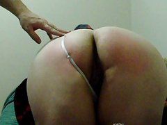 Buff & Trinity Teach My Ass Big Daddy! Painful Anal Training