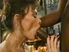 50's Milf Takes Black Cock