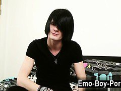 Gay twinks Hot dutch emo fellow Aiden flew in especialy to do a