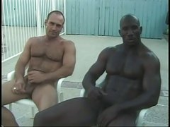 Black & White Gay Sex