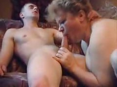 Chubby Mature Gets That Young Cock  724adult com