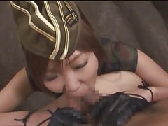 Asian Girl Deep Throating Pixelated Cocks