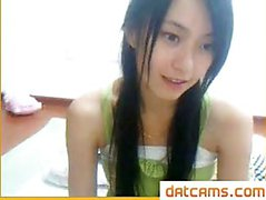 Hot Korean webcam fun