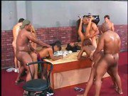 Charlie angel in orgy