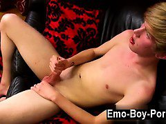 Amazing twinks 18 yr old Austin Ellis is a succulent gay fel