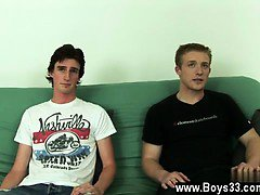 Twink video I told Charlie that if he did oral with Jayce, I