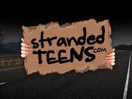 Stranded Teens - Hot redhead Rainia Belle needs a ride