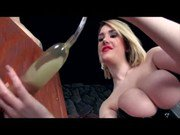 Sexy mistress machine milking