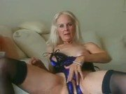 Blonde Granny Doubles Up - Grannies porn tube video at YourLustcom