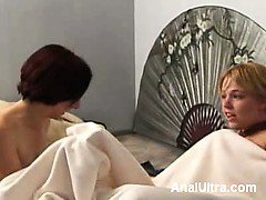 Horny lesbians Missy Monroe and Maggie Star are still very
