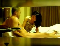 Asian homemade blowjob hidden cam sex video