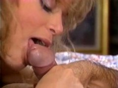 Naughty wench gets her hairy muff fucked in missionary position