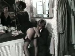 Lusty widow got dirty condolences from her friend by sweet pussy fingering