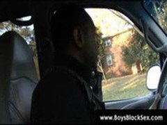 Blacks Thugs Breaking Down Sissy White Boys Hard 02