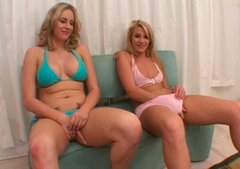 Two playful cuddly MILFs enjoys rimming from insatiable lesbian