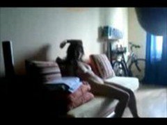 Amateur Brunette College Girl Fucked on Hidden Cam