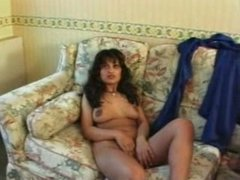Cute and sweet Indian milf agrees to have sex on cam