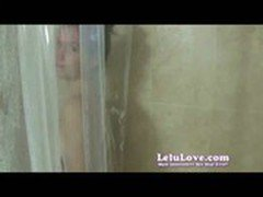 Steamy Shower Sex With Lelu Love