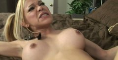 Ladyboy Paris A invites baldheade guy to visit her anus