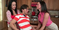 Vamp Kendra Lust shares her experience with young couple
