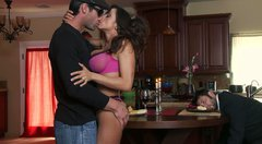 Ariella Ferrera's husband needs to drink less alcohol
