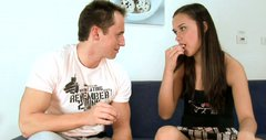 Slutty Victoria Sweet gets a great lube job