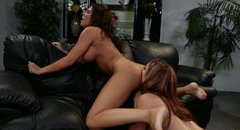 Two dirty lesian chicks Jayden Cole and Madison Ivy are starring in a hot sex video