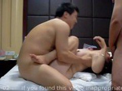 Chinese amateur wife get dp