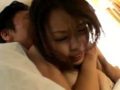 Big tit asian slut is taunted and teased