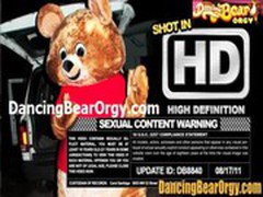 Best Bachelorette Party Ever - DancingBearOrgy.com