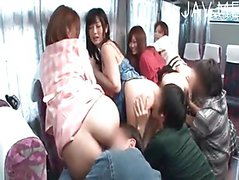 sex game in bus