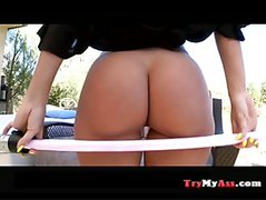 Jada Stevens Loves Anal In Her Big Ass P1