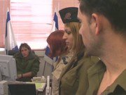 Israeli army girls fuck sex 2010700mb DVDRip