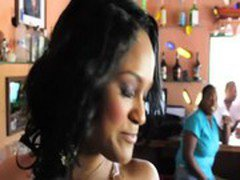 Maliah Michel Naked in Jamaica