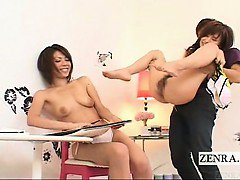 Subtitle Japanese artist and embarrassed spread AV star