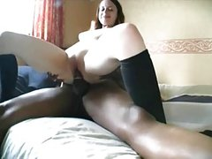 White Slut And Black Dude Porn Video