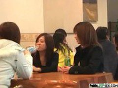 Hot Asian Sexy Get Hard Cock In Public vid-15