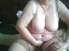 Gisele 74 yo in webcam