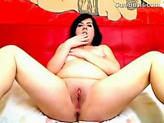 Fat Young Web Cam Girl