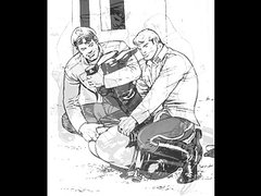 tom of finland photo's