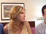 Blonde Teacher First and Only Video