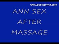 ANN SEX AFTER MASAGE